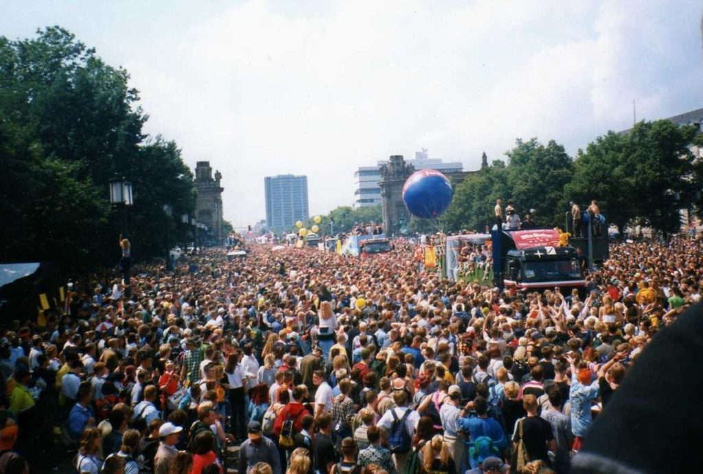 Love Parade Dortmund 2008